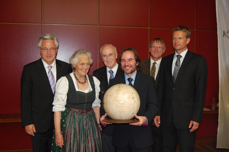 Der Mercateums-Preisträger 2009
