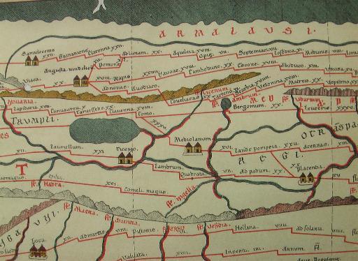 Castorius Karte