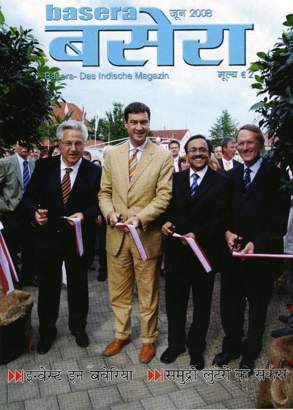Eröffnung des Mercateums in Königsbrunn